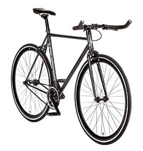 "Dublin Single Speed Fixed Gear Road Bike Size: Medium 56cm - 5'7"" to 5'11"""