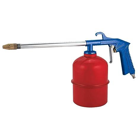 PISTOLA DE PETROLEADO neumática aire comprimido petrolear compresor 1/4