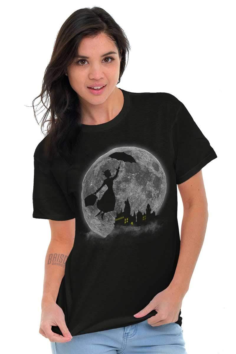 Mary Poppin Walt Disney Funny Shirt Cute Harry Potter Hogwart T-Shirt Tee by Brisco Brands (Image #6)
