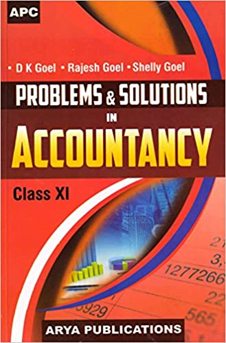 Problems & Solutions in Accountancy Class - XI