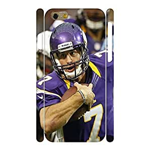 Comfortable Sports Series Print Football Athlete Action Pattern Hard Plastic Phone Skin for Iphone 6 Case - 4.7 Inch