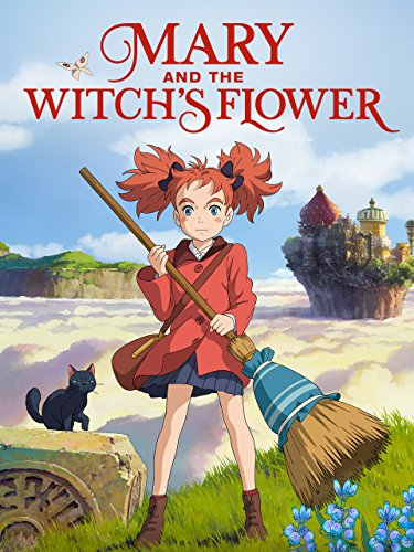 Mary and The Witch's Flower by