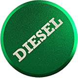 Magnetic Diesel Fuel Cap Accessory for Dodge RAM Truck with Cummins EcoDiesel