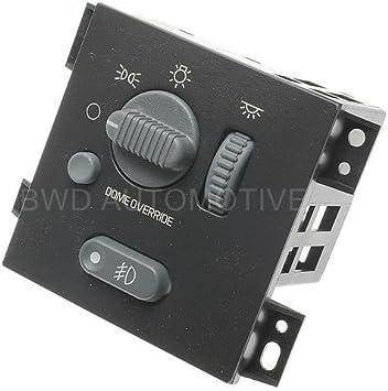 Borg Warner HL157 Headlight Switch