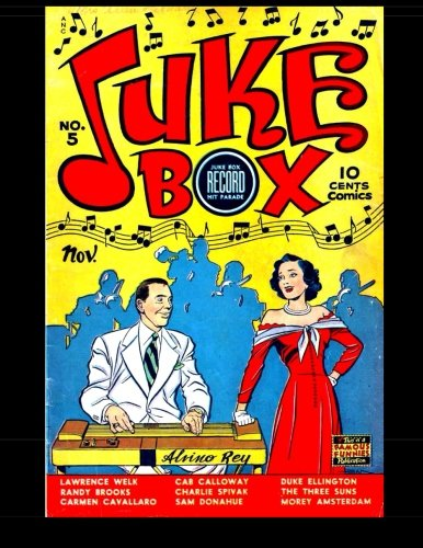 You could download and install for you Juke Box Comics #5