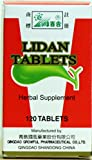 Lidan 120 Tablet Bottle of LV Bai He Brand Dietary Supplements from Solstice Medicine Company For Sale