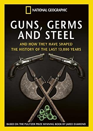 guns germs and steel national geographic summary