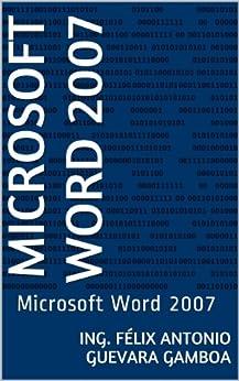 Amazon.com: Microsoft Word 2007: Microsoft Word 2007 (Spanish Edition