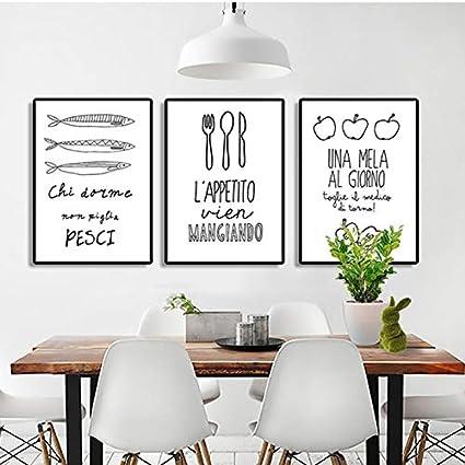 Amazon Com Kitchen Decor Canvas Prints Digital Photo Wall