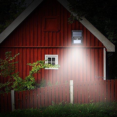 Landscape lighting solar reviews : Victsing pack led solar power lights waterproof
