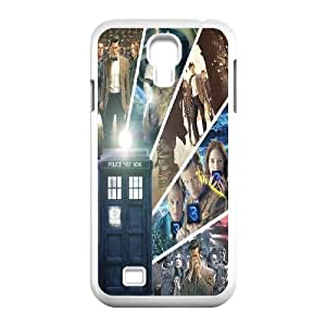 High Quality -ChenDong PHONE CASE- For SamSung Galaxy S4 Case -Police Box & Doctor Who-UNIQUE-DESIGH 7