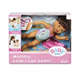 BABY born MOMMY, Look I Can Swim!- brunette
