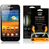Buff Armor Shock Absorbing Phone Screen Protector- Samsung Galaxy S2 SGH-T989 Front Only