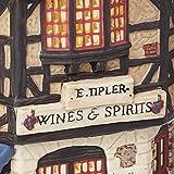Department 56 Dickens' Village E Tipler Agent Wine