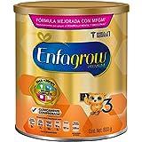 Enfagrow 3, Leche de Crecimiento para Niños Mayores de 12 Meses, Bote 800 gr