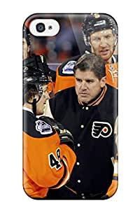philadelphia flyers (74) NHL Sports & Colleges fashionable iPhone 4/4s cases