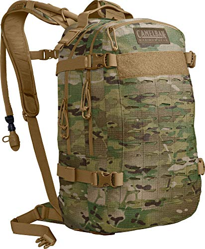 CamelBak HAWG Hydration Pack, Multicam, with 100oz (3.0L) Mil-Spec Crux Reservoir