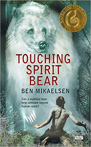 Image result for touching spirit bear