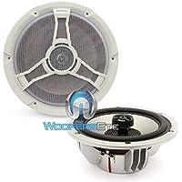 15-MXA82 - Memphis 8 60W RMS 2-Way Marine Coaxial Speakers