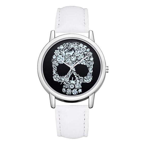 ZXMBIAO Reloj De Pulsera Relojes Reloj De Pulsera para Mujer Reloj ...