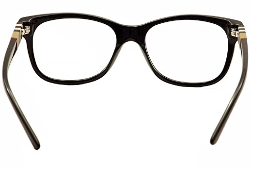 f3251426c61c Amazon.com: Burberry Women's BE2204 Eyeglasses Black 52mm: Health &  Personal Care