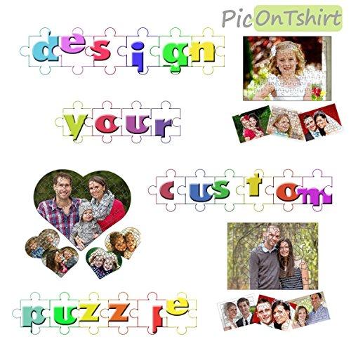 51402485b3 Amazon.com: picontshirt Funny Matching Couple Lover Novelty T-Shirts Design  151: Clothing