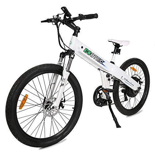 ECOTRIC Electric Powerful Bike 26