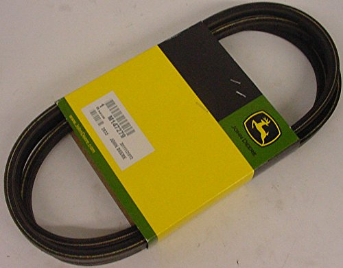 JOHN DEERE Power Flow Belt M147279 62C 62D Three Bag Material Collection System ;#by:marspt