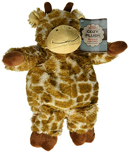 Buddy Animal Stuffed - Intelex, Warmies Cozy Therapy Plush - Giraffe