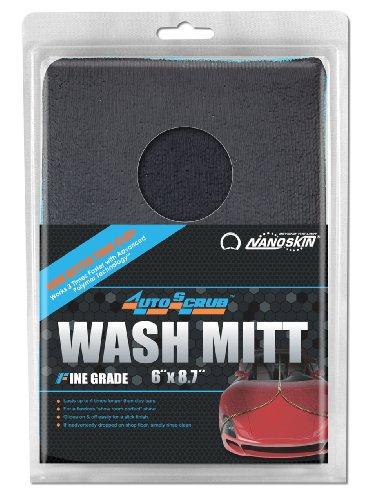 Nanoskin (AS-016) AutoScrub Fine Grade Wash Mitt