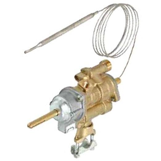 Spares2go TH65 tipo Opus parrilla de Gas Control termostato ...