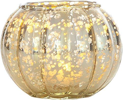 Bazaar Vintage Mercury Candle 3 5 Inch