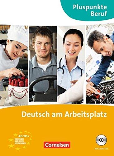 Deutsch am Arbeitsplatz - Kursbuch mit CD