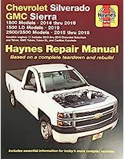 Chevrolet Silverado & GMC 1500 Pick-ups (14-18), 1500 LD models (19) & 2500/3500