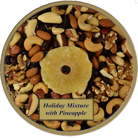 Mixed Nuts – Unsulphured Holiday Mixture Review