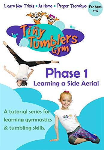 (Tiny Tumblers Gym: Side Aerial Phase 1)