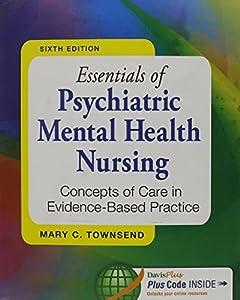 Psychiatric Mental Health Nursing 8e Book By Mary C Townsend