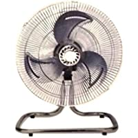 Energy Efficient Oscillating Quiet Speed Adjustable Air Circulator 9 Desk Fan