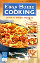 Easy Home Cooking - Quick & Simple Recipes -…