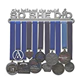 Allied Medal Hangers - She Believed She Could So She Did