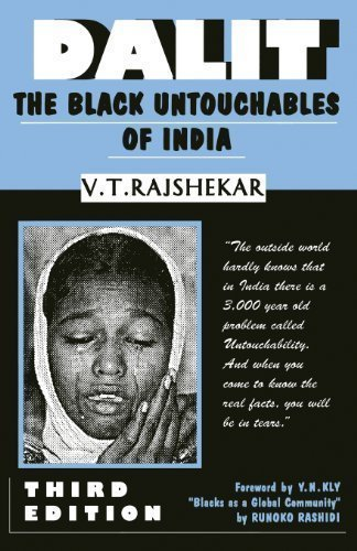 Dalit: The Black Untouchables of India 3rd (third) Edition by Rajshekar, V.T. published by Clarity Press, Inc. (2009)