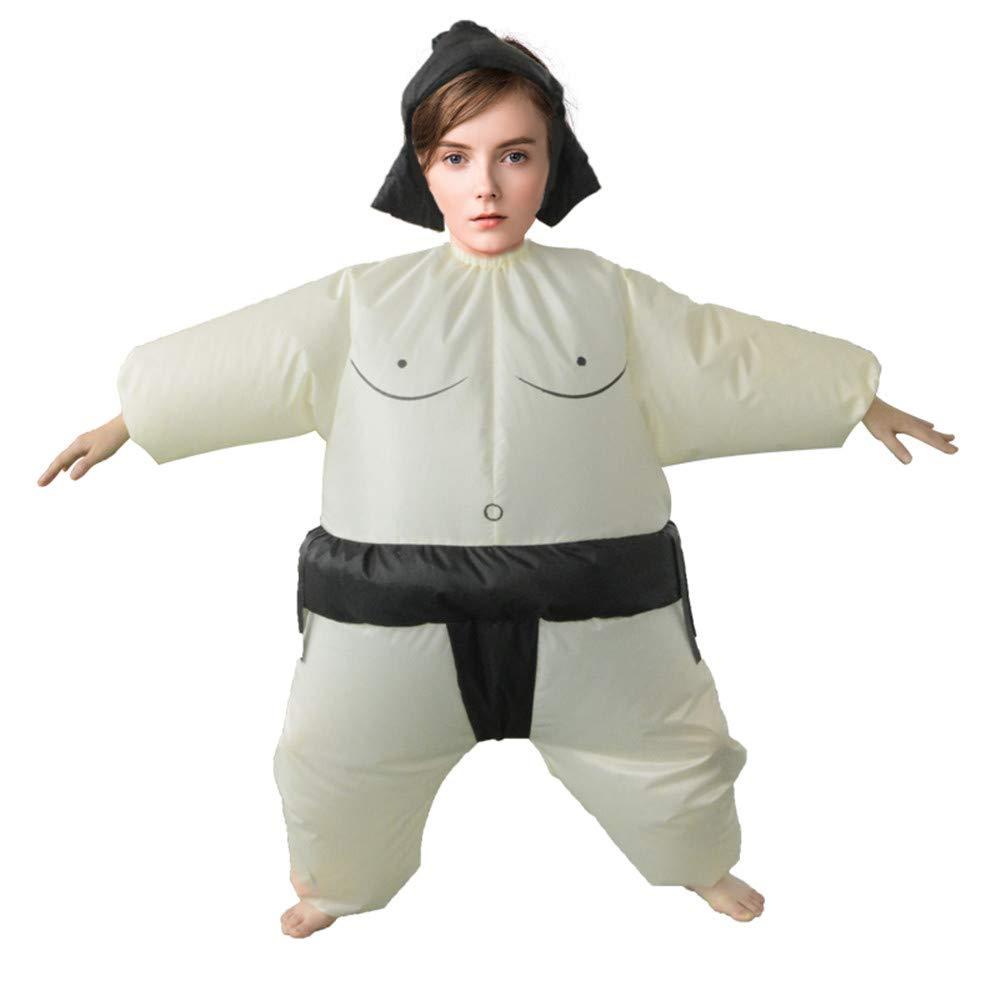 OMAS Disfraz de Traje de Lucha Libre de Sumo Inflable de Japón, para Adultos y Niños(Adulto): Amazon.es: Productos para mascotas