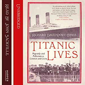 Titanic Lives Audiobook