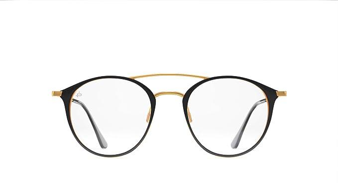 5f93fddcd2 PRIVÉ REVAUX Philosopher Collection quot The Epicurus quot  Handcrafted  Designer Round Eyeglasses