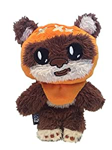 Amazon.com : Star Wars Dog Toy - Ewok Squeaky Crinkle