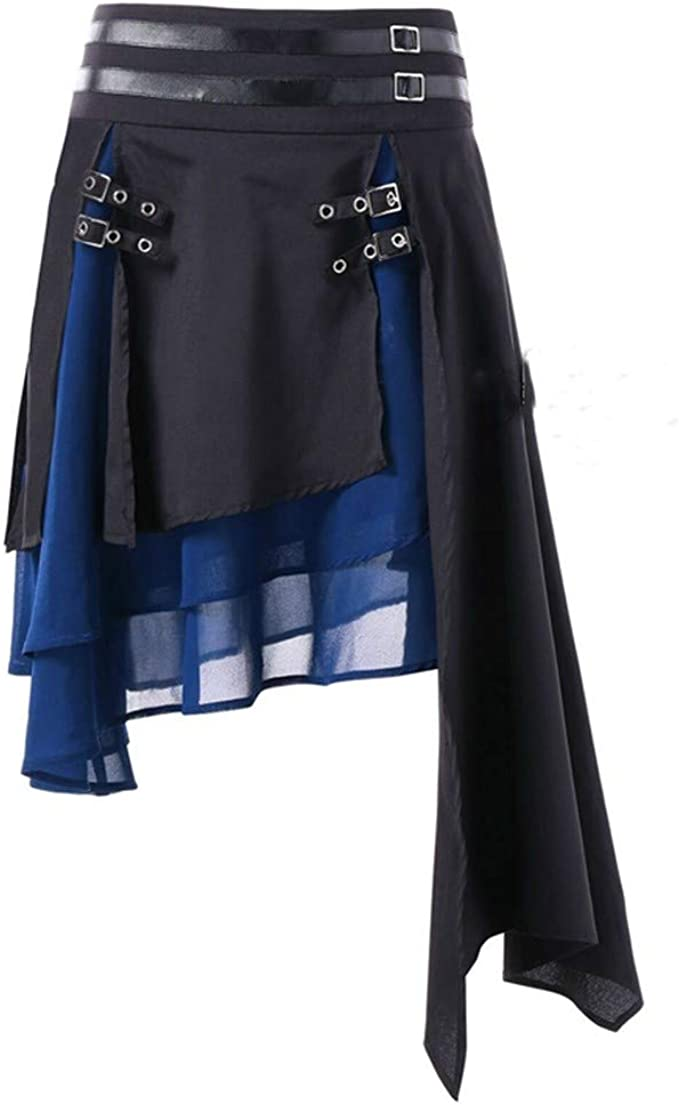 Falda Mujer Vintage Vestido Danza Ceremonia Vestido Minigonna ...