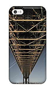 Hot Forever Collectibles Pearl Bridge Hard Snap-on Iphone 5/5s Case