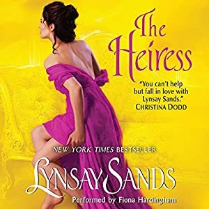 The Heiress Audiobook