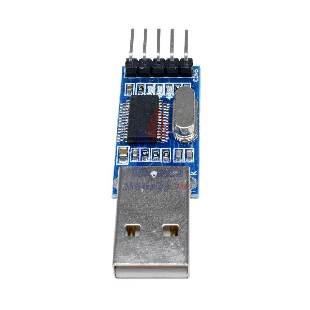 5pcs USB  PL2303HX Auto Converter Module Converter Adapter For arduino M20 BSG