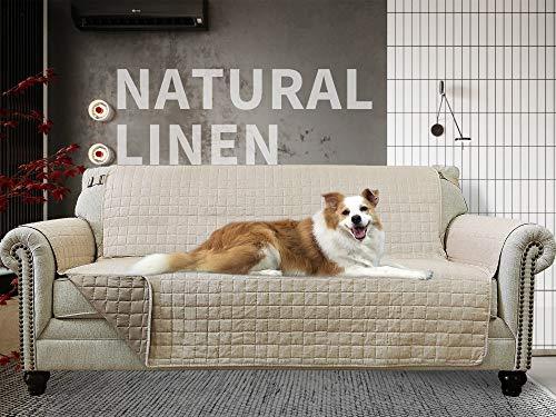 Brilliant Sunshine Linen Sofa Protector 70